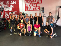 FitPlay Group fitness Classes Peterborough